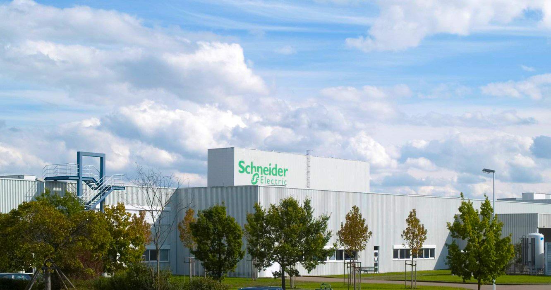 Schneider electric regensburg