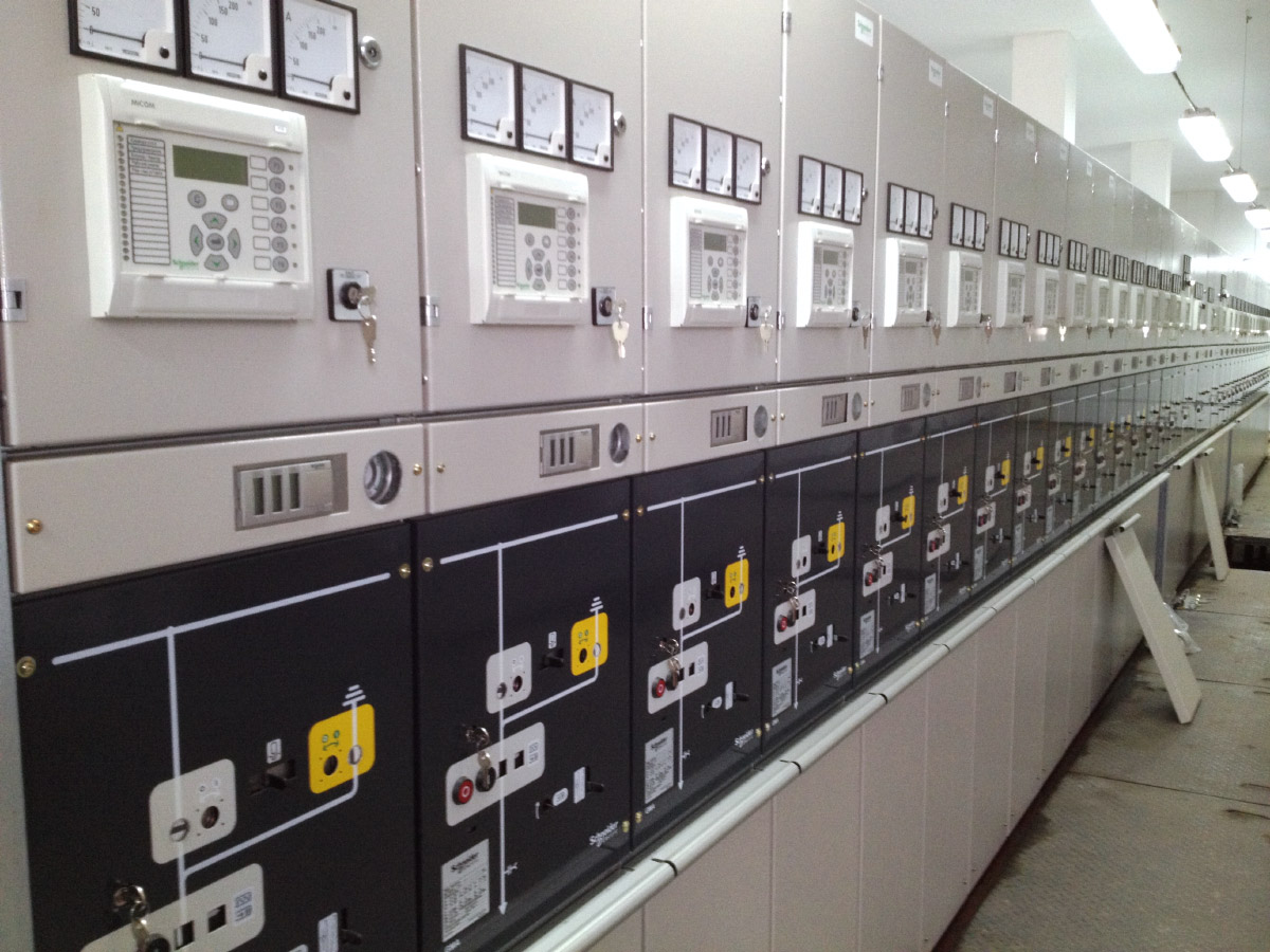 First Delivery Switchgear Cells New Generation Quot Gma